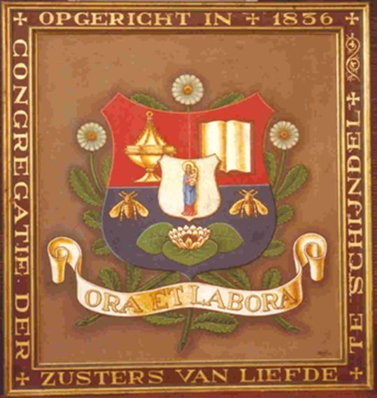 Zusters van Schijndel logo
